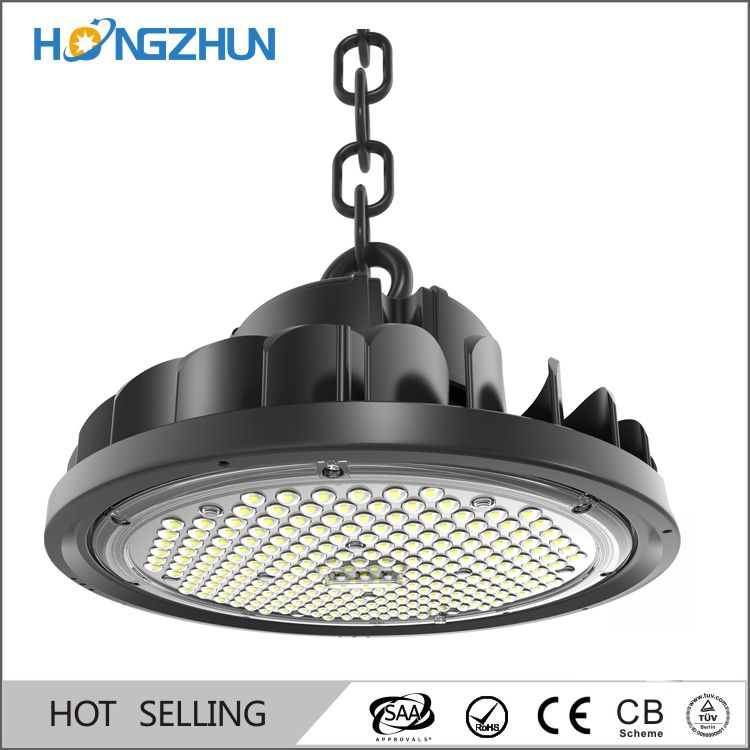 high output brightness chip 150w ufo led high bay light