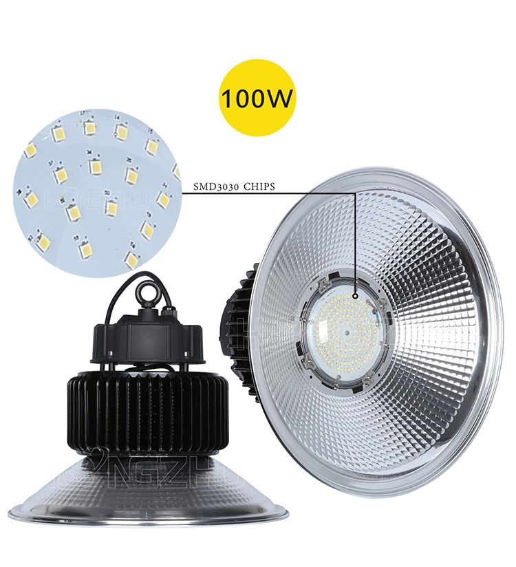 100w high bay led lights