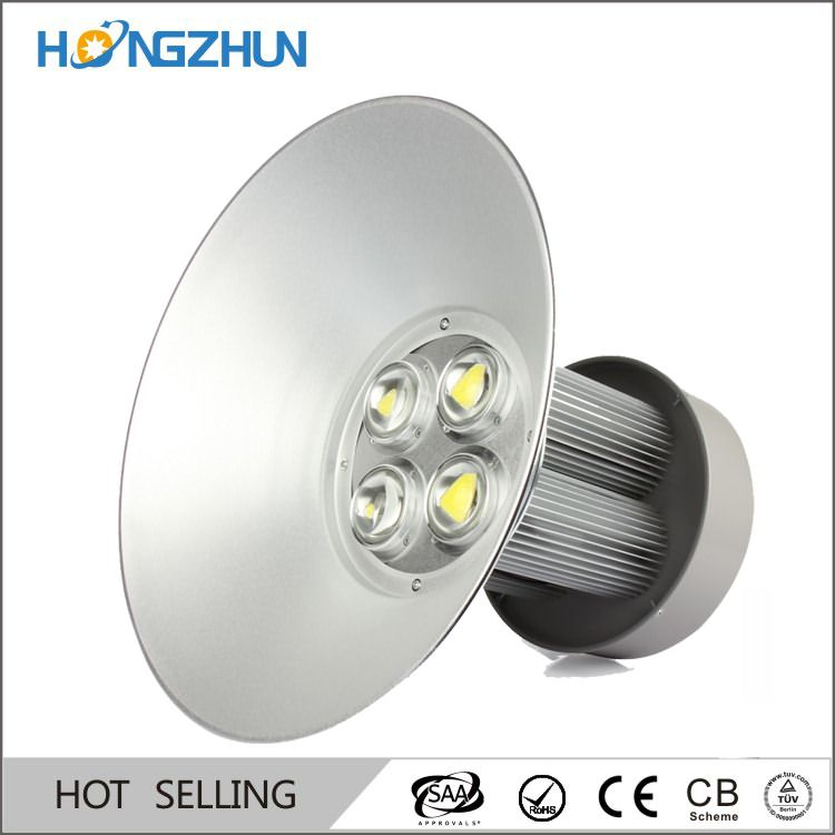 5 years warranty IP65 warehouse industrial 100w 150w 200w 300w led high bay light