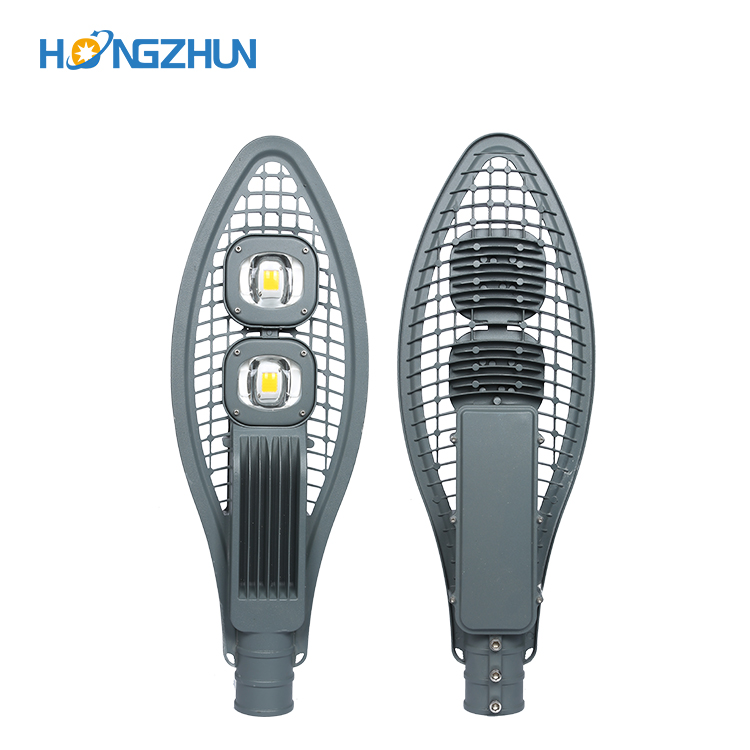 2018 high lumen 100w led street light for sale COB  with 3 years warranty