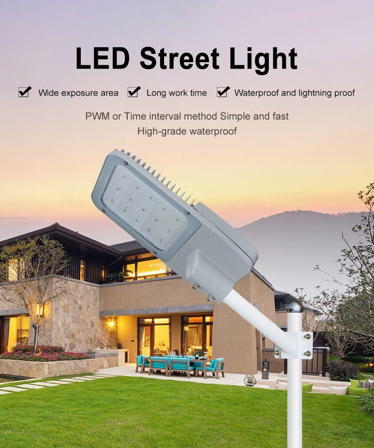 150w new led street lights head