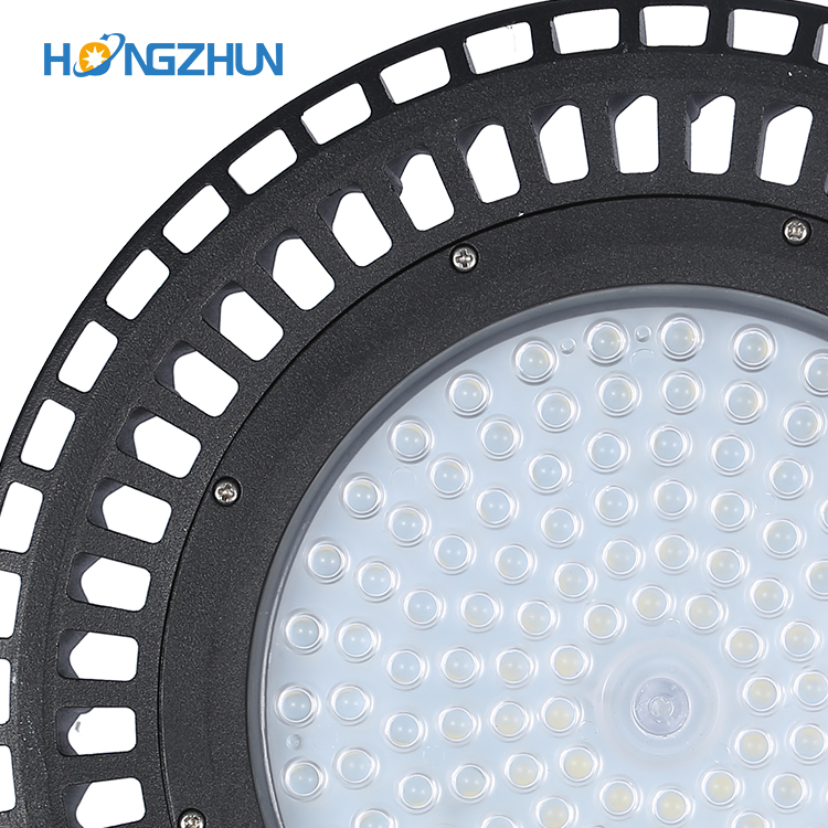 High lumen industrial led ufo high bay light 200w led high bay light fixture
